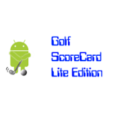 Golf ScoreCard Lite