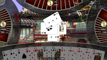 Screenshot of Spades Gold