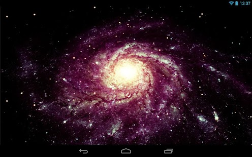 Furious Galaxy Pro Wallpaper - screenshot thumbnail