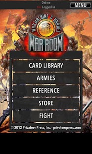 War Room Handheld- screenshot thumbnail
