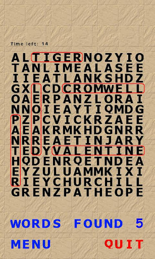 Find7 Word Search