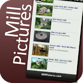 Historic Mill Pictures App