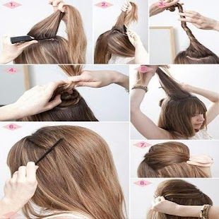 髮型試一試