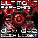 DX/DX2 Clock Widgets icon
