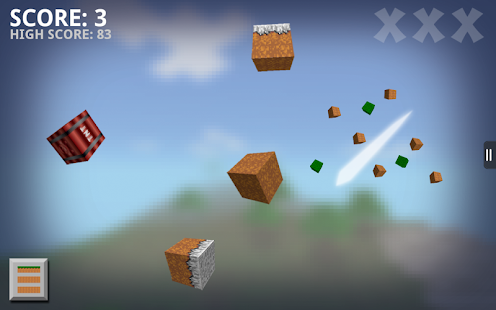 Ninja Craft Free- screenshot thumbnail