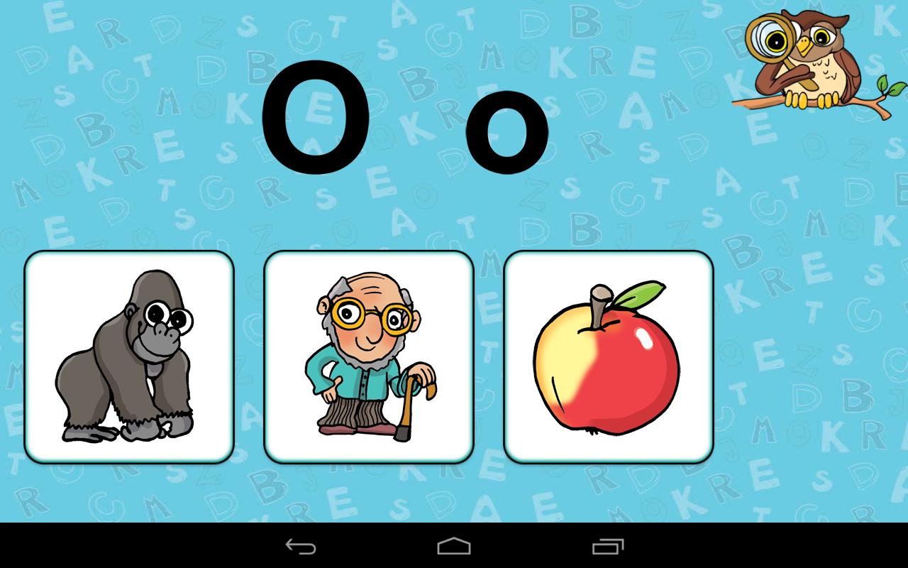 abc amp buchstaben lernen � androidapps auf google play
