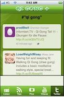 Screenshot of Qi Gong +
