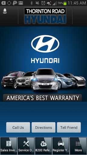Thornton Road Hyundai Dealer