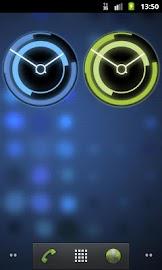 Honeycomb Clock FREE Screenshot 3