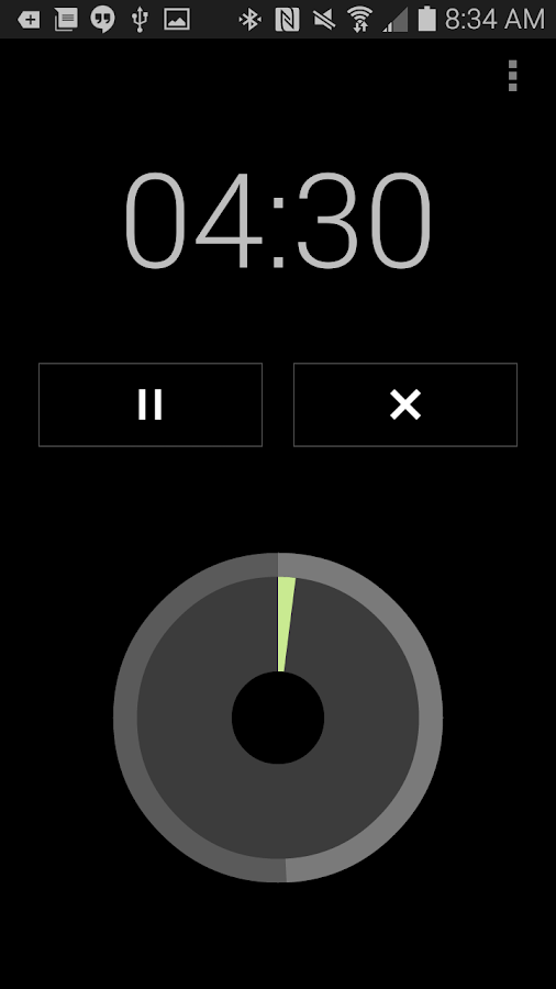 Tea Timer- screenshot