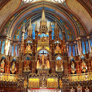 Notre-Dame Basilica of Montreal.JPG