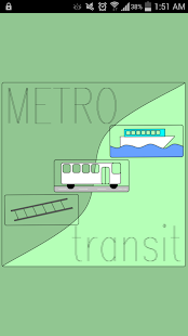 Metro Transit- screenshot thumbnail