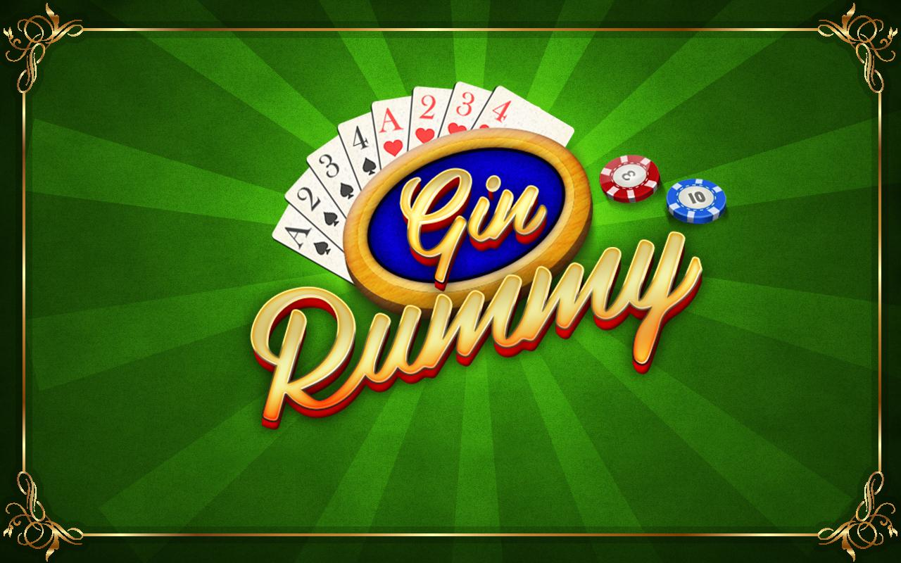 gin rummy how to play