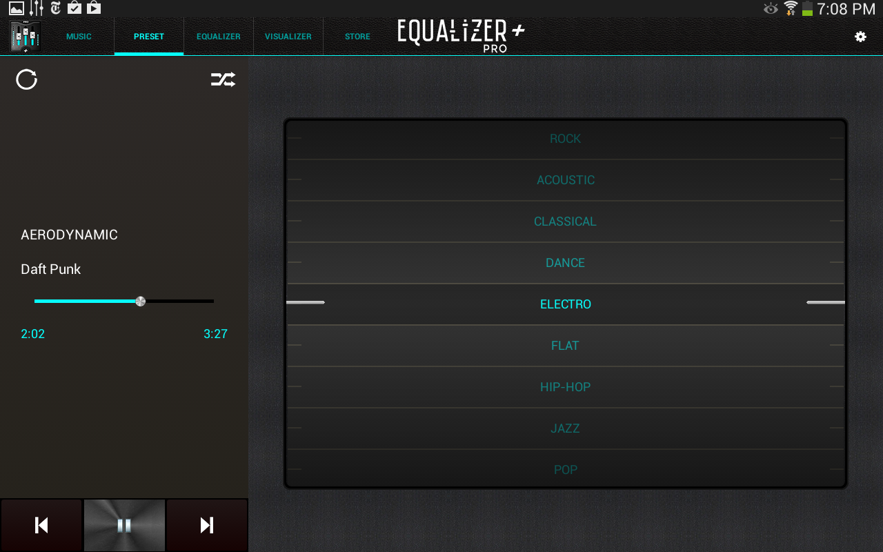Equalizer + Pro (Music Player) v0.12 APK FULL