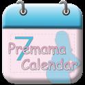 Premama calendario gratuito icon