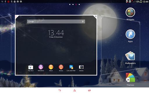 Xperia™テーマ - Christmas 玩個人化App免費 玩APPs
