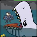 Moby Dick: Ahab's Struggle logo