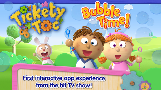 Tickety Toc Bubble Time- screenshot thumbnail