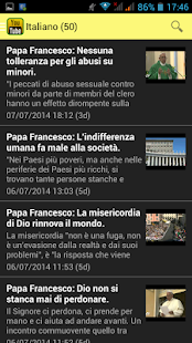 Francesco screenshot