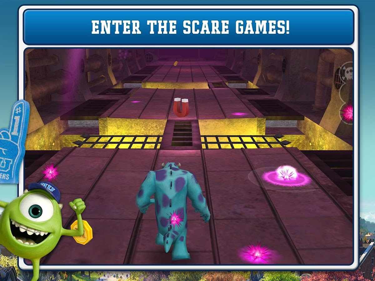 Monsters University - screenshot
