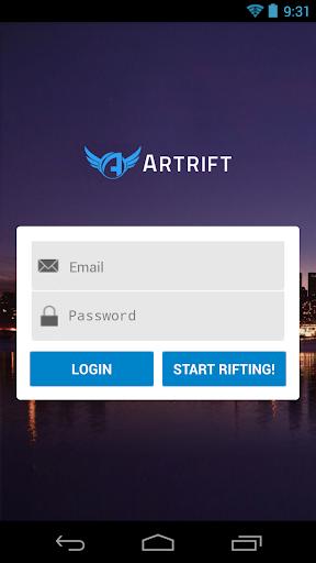 Artrift Digital Art Network