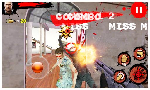 Kill Shot Zombie Evil