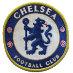 Chelsea FC Patch Sticker