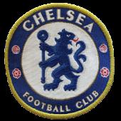 Chelsea FC Patch Sticker