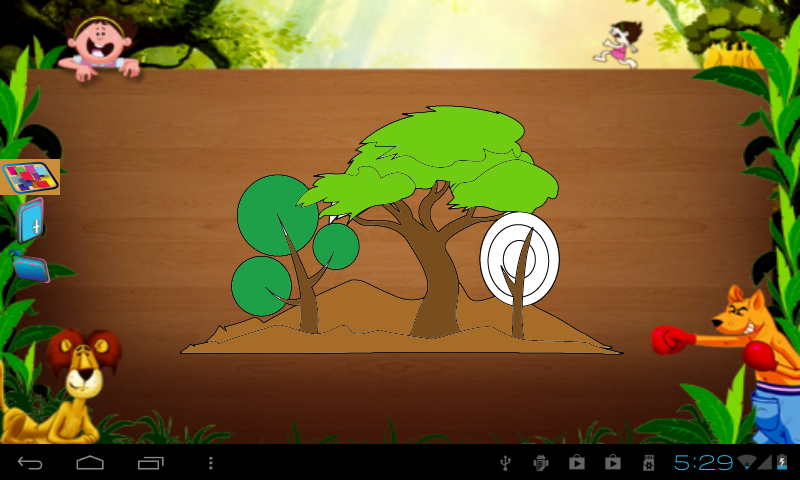 Kids Coloring Game- screenshot