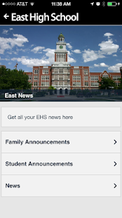 East High School- screenshot thumbnail