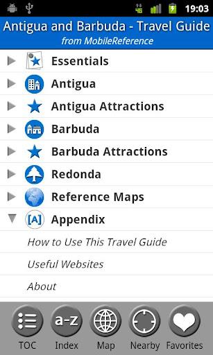 Antigua Barbuda Travel Guide