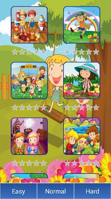 Kids Cartoon Puzzle - screenshot