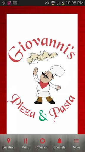 Giovanni's Pizza Pasta