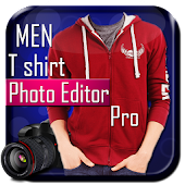 Men Tshirt Photo Editor Pro