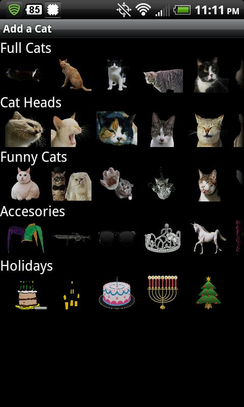 Add a Cat FREE - Photo Editor- screenshot