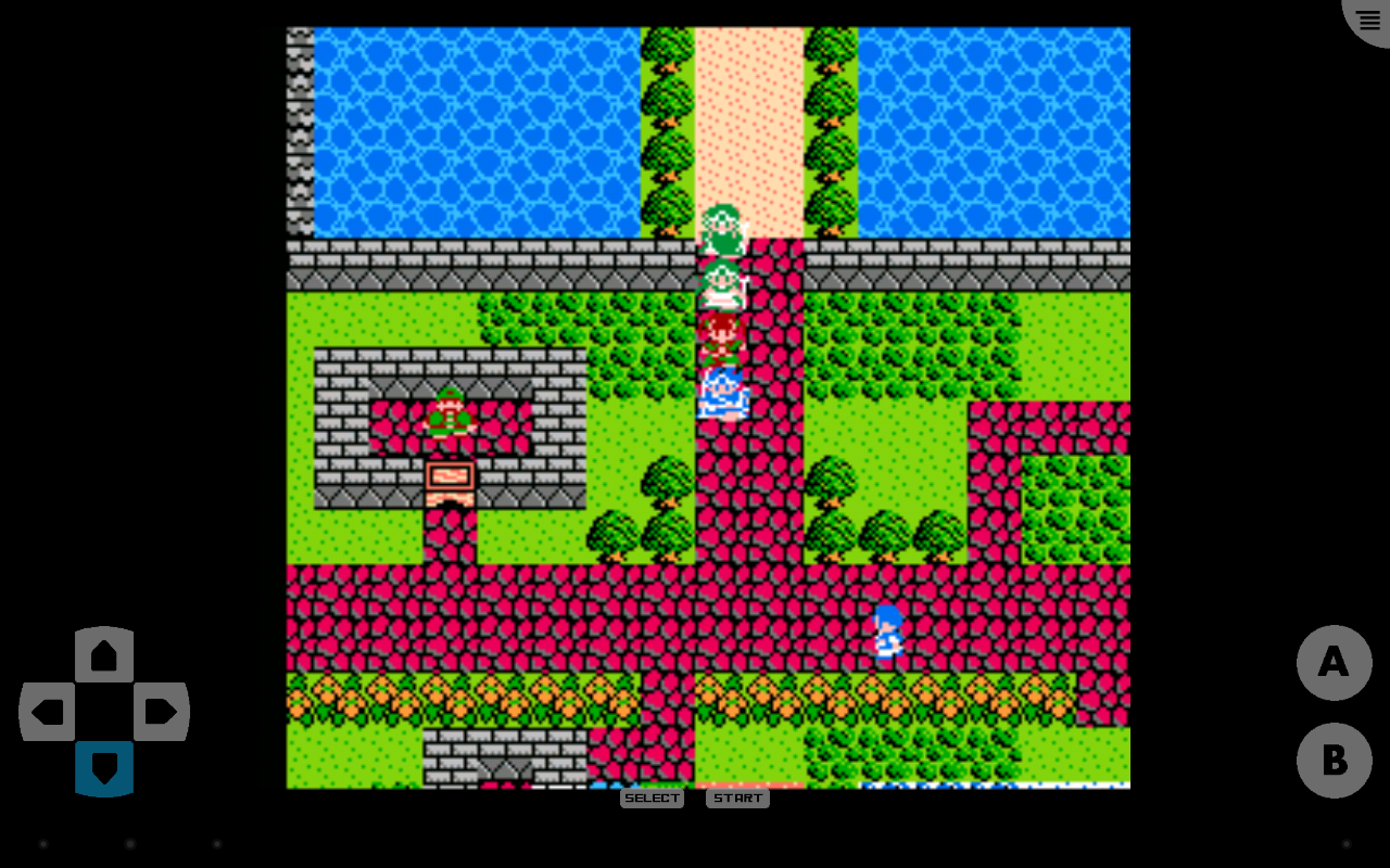John NES - NES Emulator- screenshot