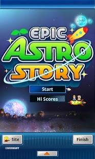 Epic Astro Story Lite - screenshot thumbnail