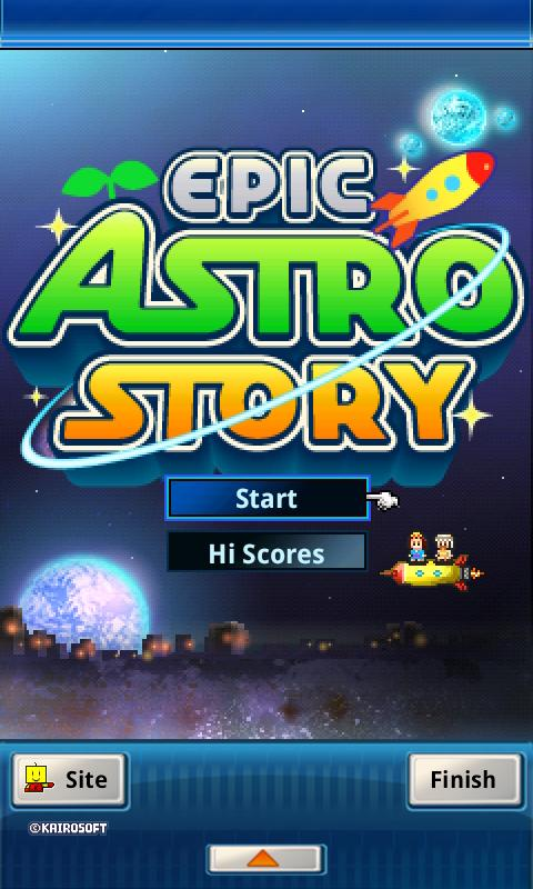 Epic Astro Story Lite - screenshot