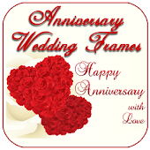 Anniversary Wedding Frames