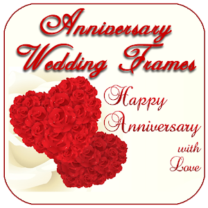 anniversary wedding frames