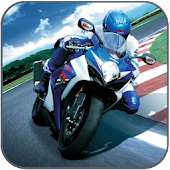 Speed Racing Moto Wallpaper
