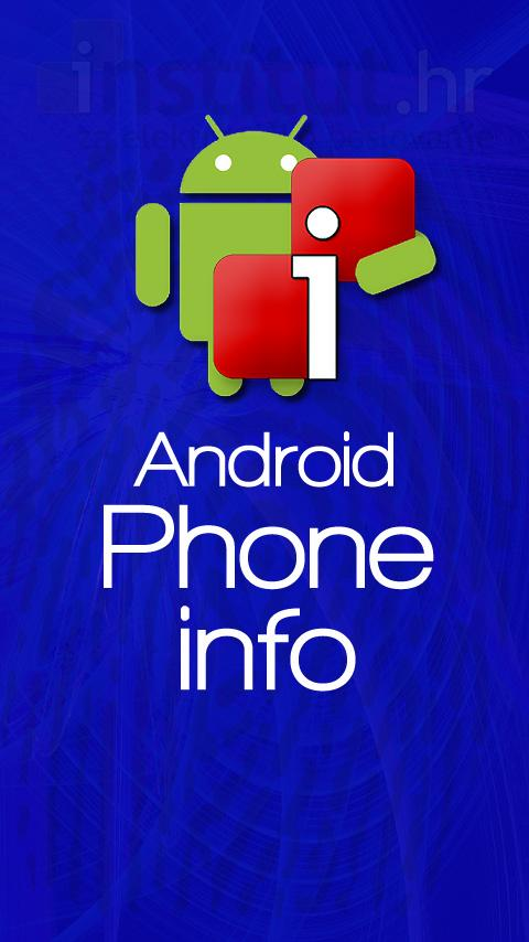A Phone Info for Android - screenshot