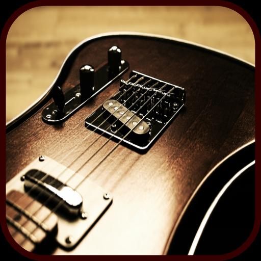 實際彈吉他 LOGO-APP點子