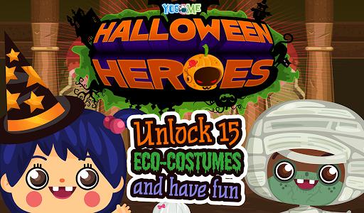 Halloween Edu-Game for Kids