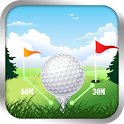 Golf GPS Range Finder Free icon