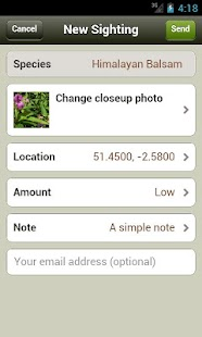 PlantTracker - screenshot thumbnail