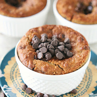 Skinny Deep Dish Cookie Pie