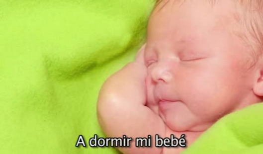 Canción de Cuna - A Dormir - screenshot thumbnail