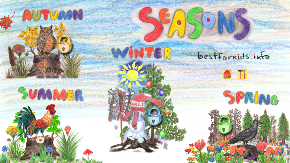 Seasons for children (summer) - Android Apps on Google Play