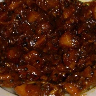 Inji Puli (Ginger Tamarind Pickle)